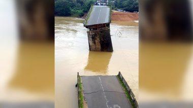 भारी बारिश से बेहाल कर्नाटक, जनजीवन हुआ अस्त-व्यस्त