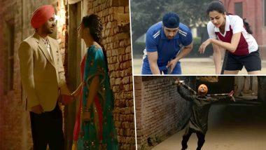 Soorma new song Ishq Di Baajiyaan : दिलजीत दोसांझ की आवाज में सुनिए यह रोमांटिक गीत