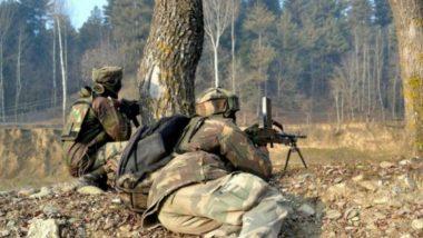 पाकिस्तान के नापाक मंसूबो को सेना ने किया खाक, घुसपैठ कर रहे 3 आतंकी ढेर