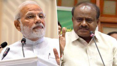 कुमारस्वामी ने ठुकराया PM मोदी का फिटनेस चैलेंज, कहा- राज्य की सेहत सुधार दीजिए