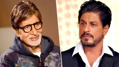 इस फिल्म के लिए एक साथ आएंगे शाहरुख खान और अमिताभ बच्चन