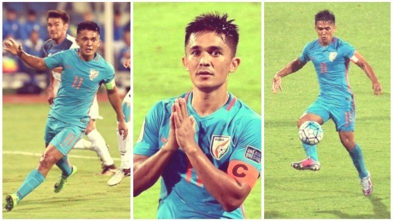 भारतीय फुटबॉल 'गोल मशीन' सुनील छेत्री ने लियोनेल मेसी का तोड़ा रिकॉर्ड, बने दूसरे सबसे सफल इंटरनैशनल ऐक्टिव फुटबॉलर