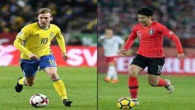 FIFA World Cup 2018: स्वीडन और दक्षिण कोरिया में आज होगी भिड़ंत