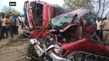 महाराष्ट्र: यवतमाल में रफ्तार का कहर, 10 की मौत, 3 घायल
