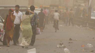 दिल्ली की वायु गुणवत्ता 'खराब', शनिवार सुबह हल्के कोहरे से हुई शुरआत