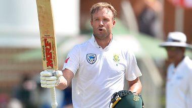 AB de Villiers का बड़ा फैसला, इंटरनेशनल क्रिकेट में नहीं करेंगे दोबारा वापसी
