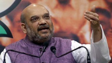 BJP अध्यक्ष अमित शाह का बयान, कहा- तेलंगाना में टीआरएस के साथ गठबंधन नहीं
