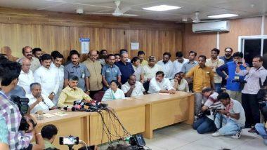 CM केजरीवाल के समर्थन में आए चार राज्यों के मुख्यमंत्री, मोदी और LG पर कसा तंज