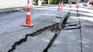भूकंप के झटकों से दहला ईरान, 2 की मौत और 100 घायल