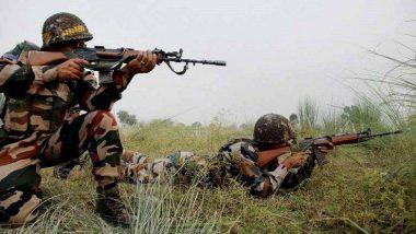 पाकिस्तान ने फिर किया सीजफायर का उल्लंघन, सेना का एक जवान घायल, आर्मी दे रही है मुंहतोड़ जवाब