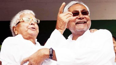 लालू प्रसाद यादव का बड़ा खुलासा, कहा- महागठबंधन में वापसी करना चाहते थे बिहार के CM नीतीश कुमार