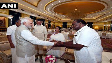केजरीवाल-LG विवाद: पीएम मोदी से ममता समेत 4 सीएम ने की मामला सुलझाने की अपील