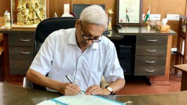मनोहर पर्रिकर का निधन: गडकरी-सहवाग-गहलोत समेत कई दिग्गजों ने दी गोवा के CM को श्रद्धांजलि