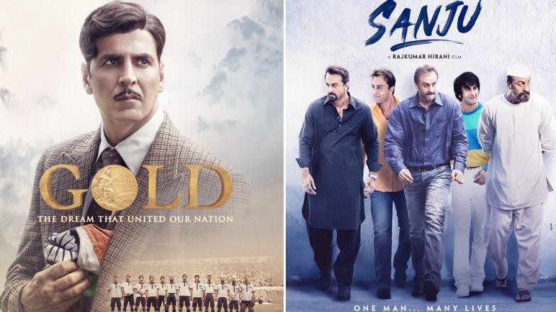 फिल्म 'संजू' के साथ अक्षय कुमार की 'गोल्ड' का भी है कुछ कनेक्शन ?