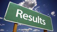 WBBSE Madhyamik Result 2020 Declared: पश्चिम बंगाल कक्षा 10वीं की बोर्ड परीक्षा का रिजल्ट जारी, wbbse.org या wbresults.nic.in. पर करें चेक