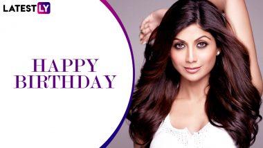 Birthday Special : शिल्पा शेट्टी के जन्मदिन पर उनसे जुड़ी कुछ खास बातें