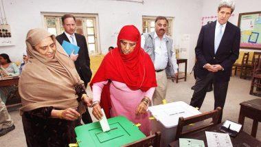 पाकिस्तान चुनाव : इस गांव में 70 साल बाद महिलाओं को वोट डालने की मिली आजादी