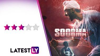 Soorma Review : प्रेरित करेगा संदीप सिंह का मुश्किलों भरा सफर, दिल जीत लेगा दिलजीत दोसांझ का अभिनय