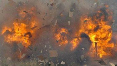 बिहार: नौतन थाना क्षेत्र में बम बनाने के दौरान हुआ विस्फोट, एक की मौत 4 घायल