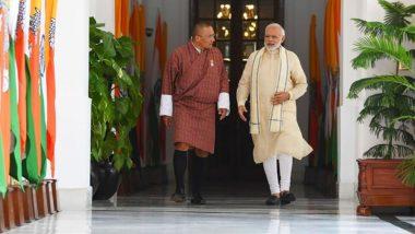भारत-भूटान ने कुटनीतिक रिश्तों को प्रगाढ़ करने के लिए की चर्चा