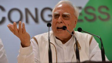 कांग्रेस नेता कपिल सिब्बल ने पीएम मोदी पर कसा तंज, कहा- सरकार कॉरपोरेट के लिए दिवाली लाई, गरीबों को उनके हाल पर छोड़ा