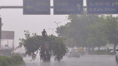 उत्तराखंड के बाद हरियाणा में भी भारी बारिश का अलर्ट