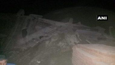 LIVE: ग्रेटर नोएडा में 2 इमारतें गिरी, 3 की मौत, कई लोगों के दबे होने की आशंका