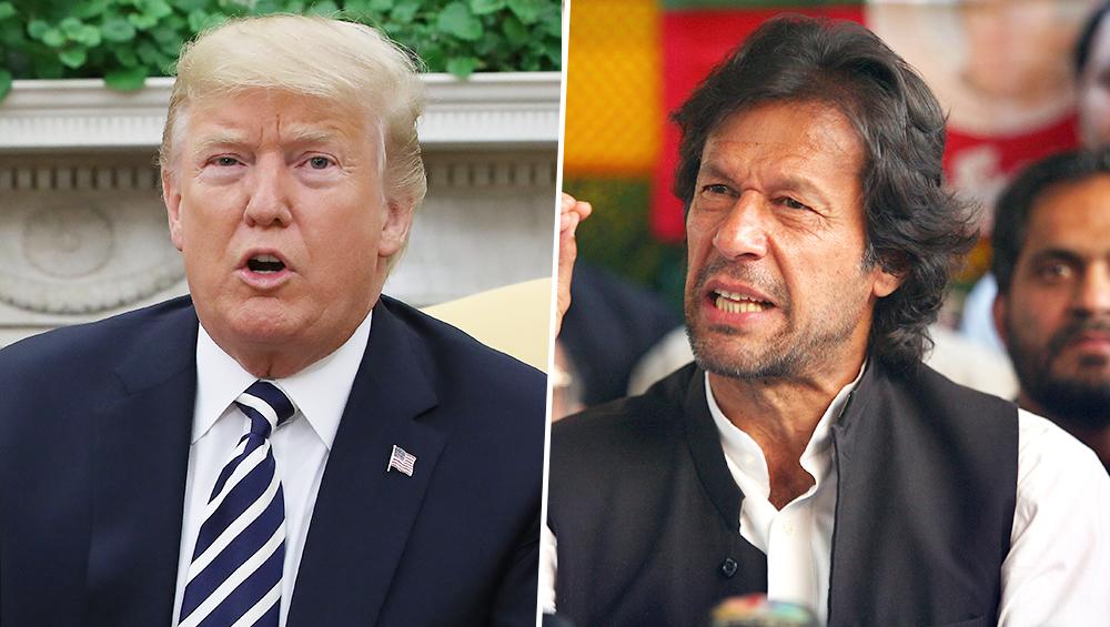 इमरान खान को झटका- अमेरिका ने कहा कर्ज लेकर पाकिस्तान चुका सकता है चीन का कर्ज, IMF सशर्त दें पैसा