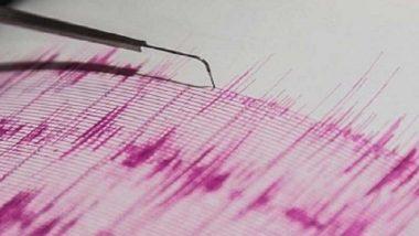 भूकंप के झटकों से हिला जम्मू-कश्मीर का लेह इलाका, रिक्टर स्केल पर 4.6 तीव्रता