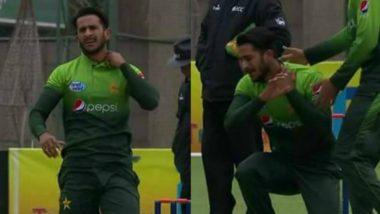 पाकिस्तान के इस गेंदबाज को 'Bomb Explosion' करना पड़ गया महंगा, देखें वीडियो