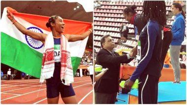 भारत की बेटी हिमा दास ने फिनलैंड में रचा इतिहास, विश्व जूनियर एथलेटिक्स में गोल्ड जीतने वाली पहली भारतीय महिला बनीं