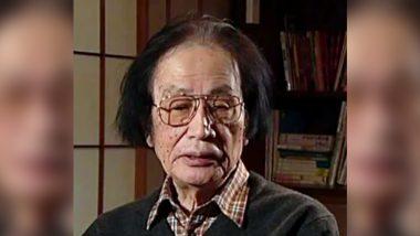 जापान : निमोनिया के कारण पटकथा लेखक शिनोबु हाशिमोटो का निधन
