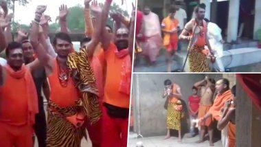 देखें VIDEO: जाने क्यों लालू के बेटे तेज प्रताप ने किया शिव का वेश धारण और निकल गए वैद्यनाथ धाम
