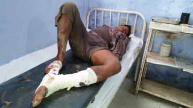 जम्मू एवं कश्मीर में विस्फोट : छह घायल, एक की मौत