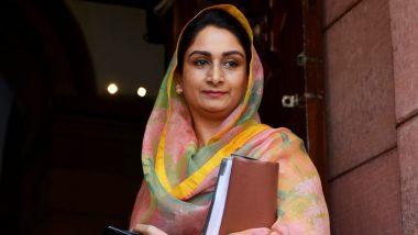 पाकिस्तान में सिख लड़की के किडनैप और जबरन धर्म परिवर्तन पर भड़कीं हरसिमरत कौर, कहा- इमरान के दोस्त उनसे ऐसी शर्मनाक हरकतों को बंद करने के लिए कहें