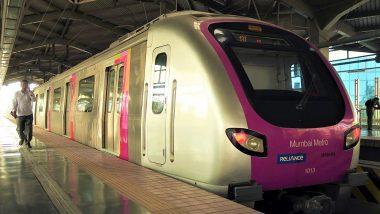 दिल्ली के बाद मुंबई पर भी मंडराया आतंकी हमले का खतरा, बढ़ाई गई मेट्रो की सुरक्षा