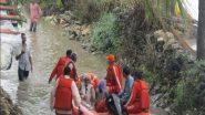 महाराष्ट्र के ठाणे में एनडीआरएफ ने स्थानीय बचाव बल को प्रशिक्षण दिया