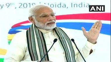 पीएम मोदी और दक्षिण कोरियाई राष्ट्रपति ने नोएडा में किया सैमसंग प्लांट का उद्घाटन, PM ने कहा-इस प्लांट से 'मेक इन इंडिया' को मिलेगी गति