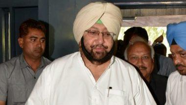 पंजाब : मुख्यमंत्री अमरिंदर सिंह ने ड्रग्स के खतरों से निपटने के लिए पीएम मोदी से मांगी मदद