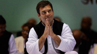 गांधी जयंती पर राहुल गांधी ने देशभक्तों को दी ये नसीहत