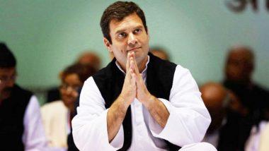 केरल की वायनाड सीट से लोकसभा चुनाव लड़ेंगे राहुल गांधी, प्रदेश कांग्रेस चीफ ने किया दावा