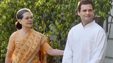 सोनिया गांधी बनीं अंतरिम कांग्रेस अध्यक्ष, राहुल गांधी का इस्तीफा सीडब्ल्यूसी ने किया मंजूर