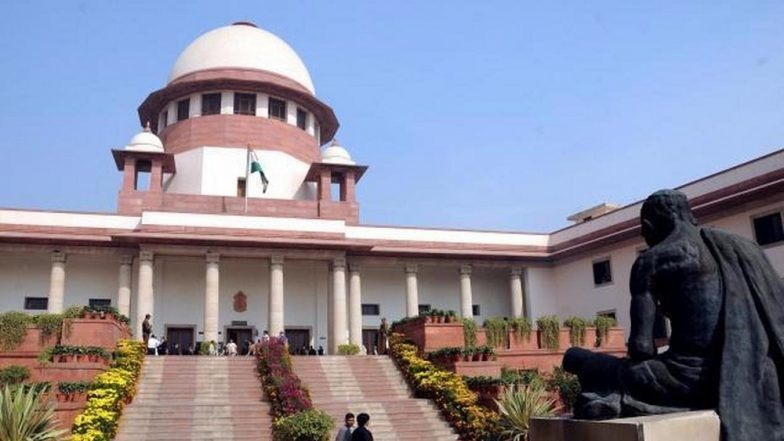 अयोध्या विवाद: रामलला के वकील से सुप्रीम कोर्ट ने मांगे जमीन पर कब्जे के सबूत