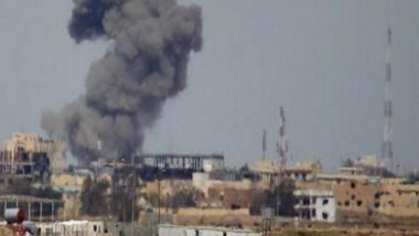 इराक: बगदाद में उच्च सुरक्षा वाले इलाके में रॉकेट से दो हमले