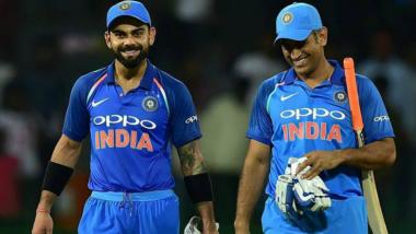 IND vs NZ, CWC Semi Final 2019: धोनी के संयास पर कप्तान कोहली ने तोड़ी चुप्पी, कहा.....