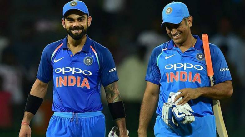 ICC CWC 2019 IND vs NZ Semi-Final: सेमीफाइनल से पहले एमएस धोनी को लेकर विराट कोहली ने कही ये बड़ी बात