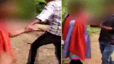 झांसी में लड़की से छेड़छाड का वीडियो वायरल, एक गिरफ्तार