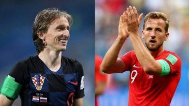 FIFA World Cup 2018: आज दूसरे सेमीफाइनल में इंग्लैंड को टक्कर देगा क्रोएशिया