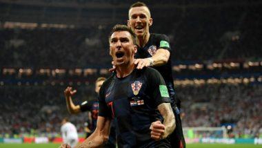 फीफा वर्ल्ड कप 2018: इंग्लैंड को हराकर पहली बार फाइनल में पहुंचा क्रोएशिया, फ्रांस से होगा भिड़ंत