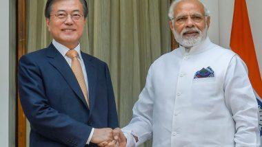 भारत, दक्षिण कोरिया ने किए 11 समझौते, बढ़ाएंगे आर्थिक साझेदारी